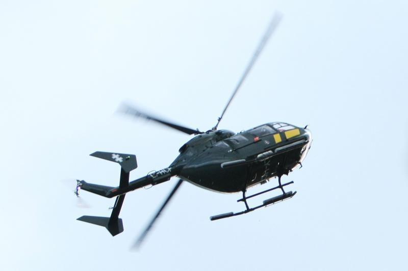 Dingusios senutės kūnas aptiktas po žvalgymo sraigtasparniu