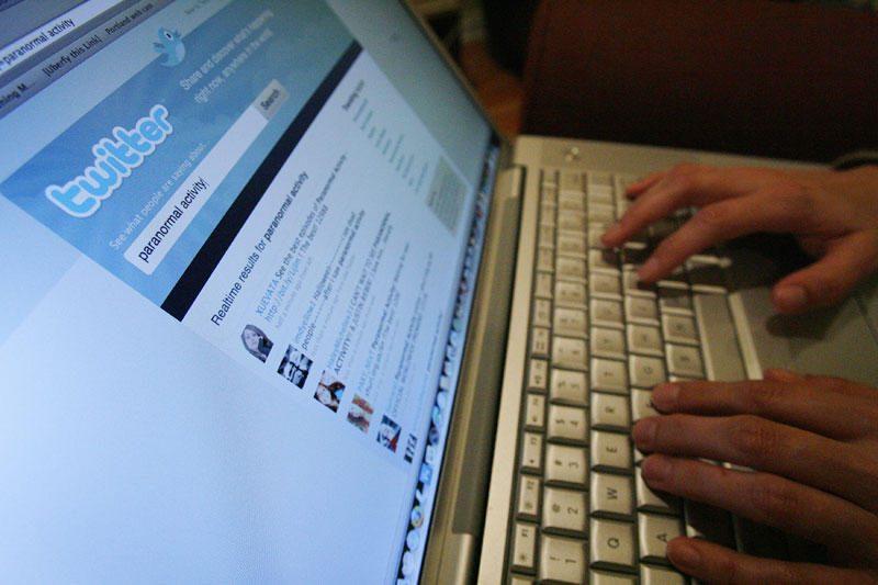 """""""Twitter"""" atšventė šešerių metų jubiliejų"""
