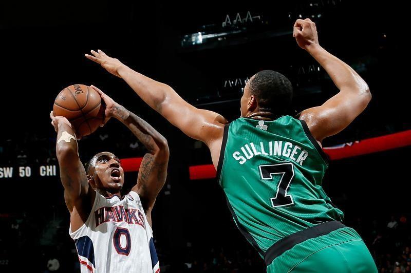 NBA - dviejų pratęsimų trileris Atlantoje (rezultatai, top10)