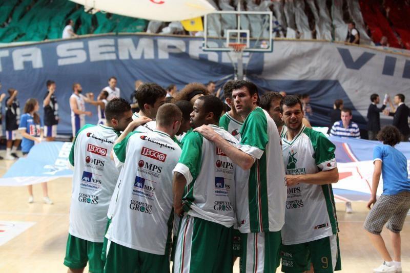 Italijos čempionai laimėjo ir be lietuvių