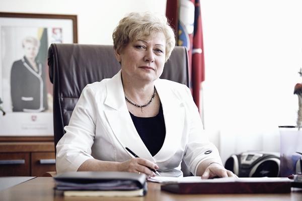 Teismas: Vilniaus r. merė M. Rekst tikrai supainiojo interesus