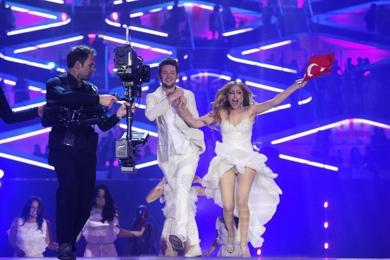 """Azerbaidžanas piktinasi Armėnijos sprendimu boikotuoti """"Euroviziją"""""""