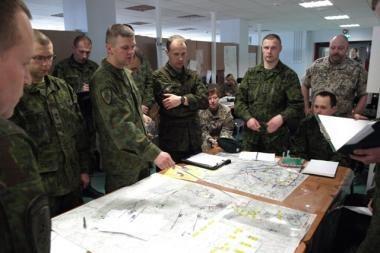 Lietuvos kariai Vokietijoje mokysis planuoti operacijas