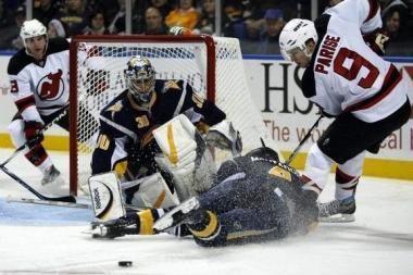 NHL čempionate - dvidešimtoji D.Zubraus komandos pergalė