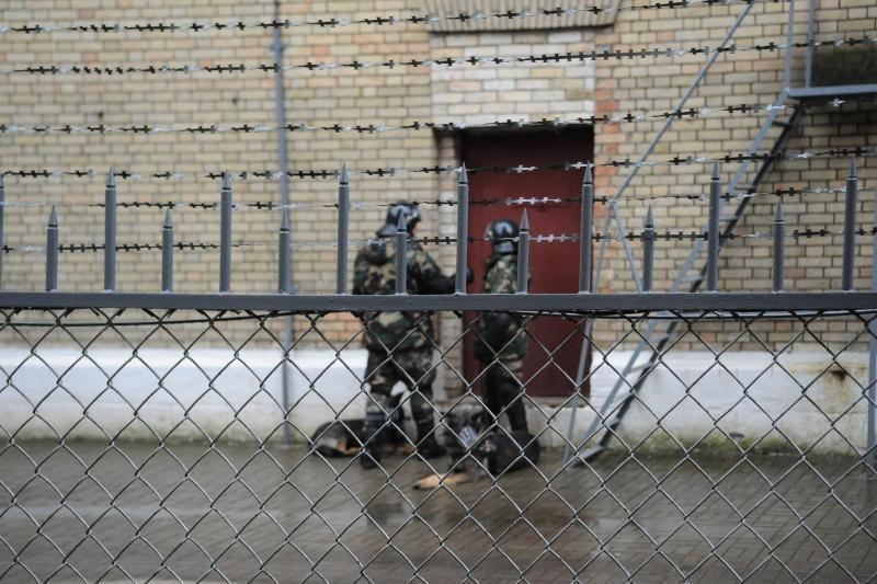 Š. Airijos teismas: Lietuvoje nežmoniškos kalinimo sąlygos