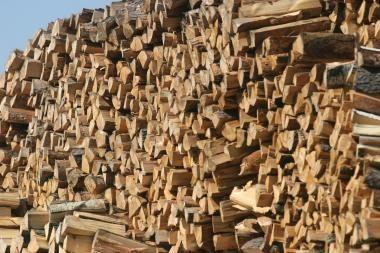 Siekiama didinti medienos pervežimus geležinkeliais