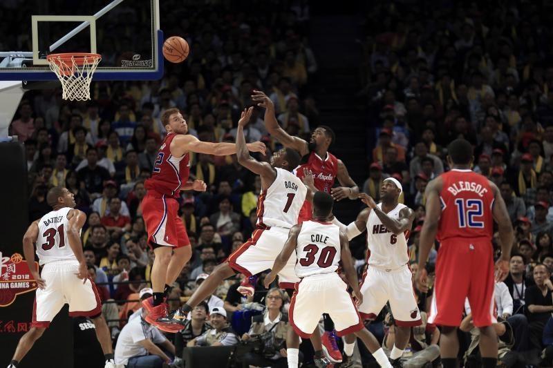 Trečioji NBA čempionų pergalė lygos ikisezoninėse rungtynėse