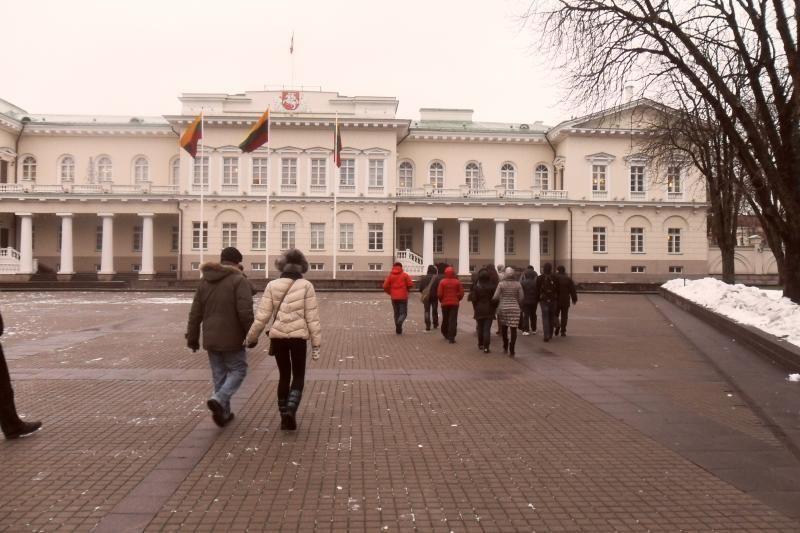 Ekskursijose – bendros šalių praeities atspindžiai