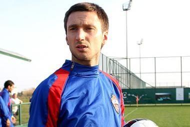 D.Šemberas ir CSKA rengiasi Čempionų lygai
