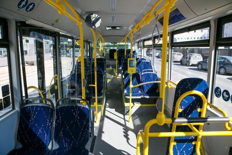 Klaipėdos policija ieško incidento autobuse liudininkų