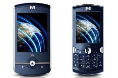 HP išleido du išmaniuosius telefonus