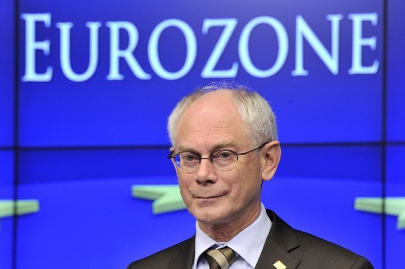 Kompiuteriniai įsilaužėliai naršė H.Van Rompuy elektroninius laiškus