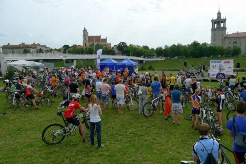 Vilniuje varžysis dviračių sporto entuziastai
