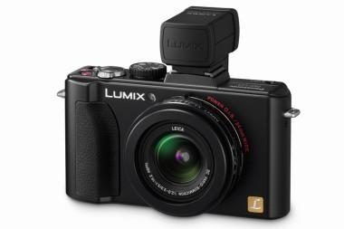 """""""Panasonic"""" pristatė fotoaparatą LUMIX LX5"""