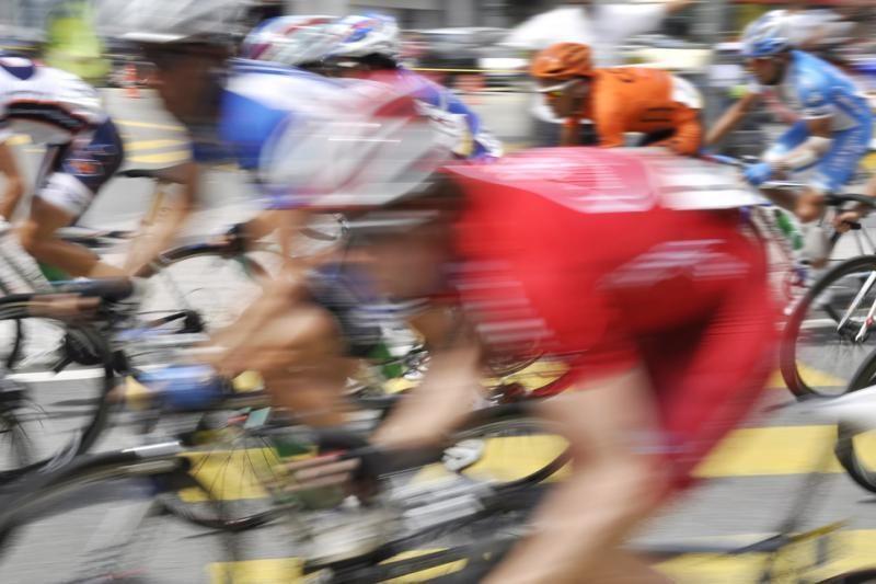 Europos dviračių treko čempionate Lietuvos rinktinė užėmė 2-ąją vietą