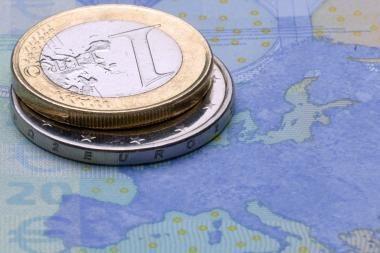 """""""Nordea"""" prognozė: eurą įsivesime ne anksčiau kaip 2014 m."""