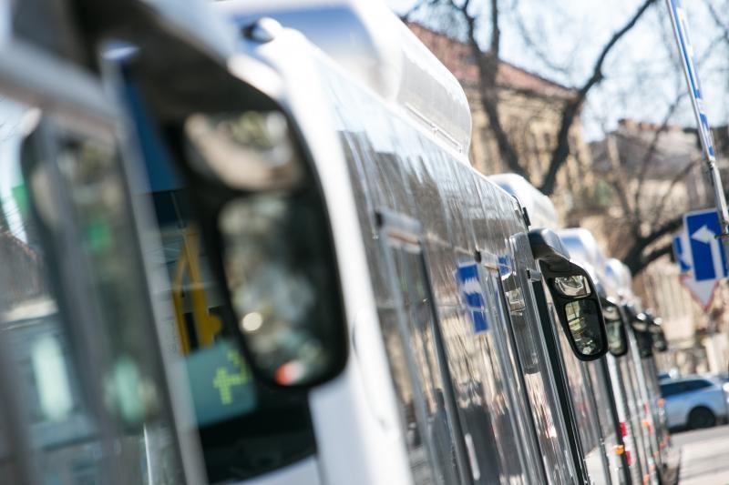 Vilniuje keičiami autobusų tvarkaraščiai