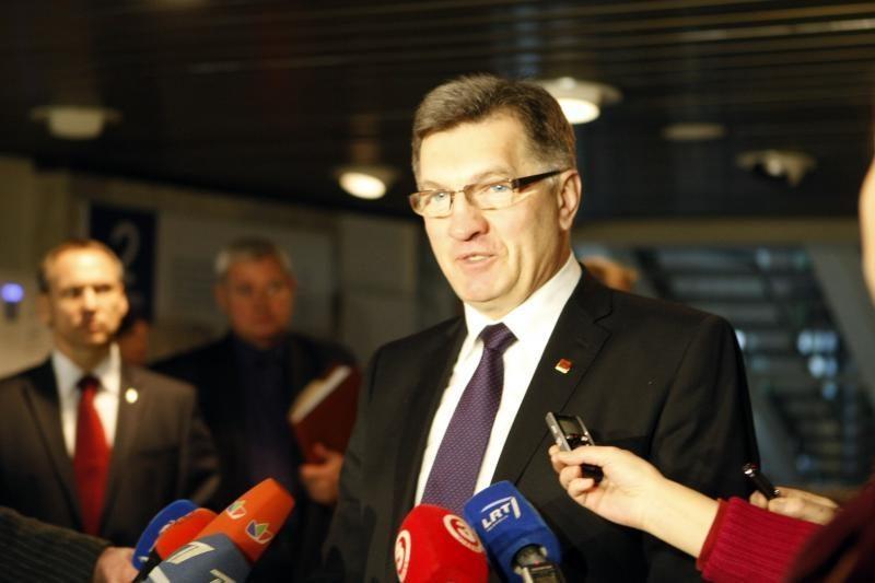 A.Butkevičius: D.Janulevičius sugebės suvaldyti chaosą IAE