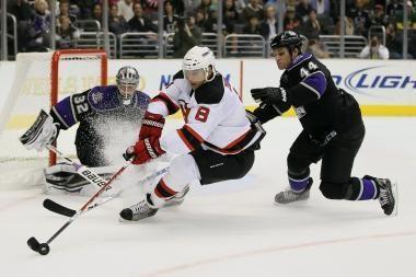 D.Zubraus ekipa NHL pirmenybėse vėl nepelnė nė vieno įvarčio