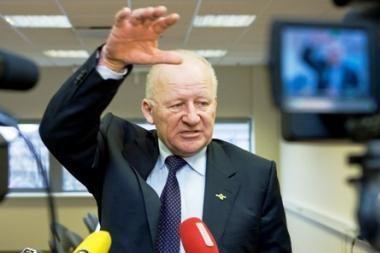 J.Imbrasas Vilniuje sieks mažinti verslo liudijimų kainas