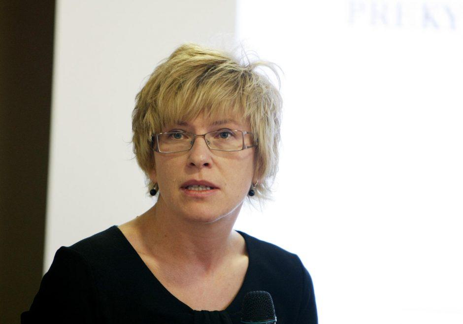 Finansų ministrė kviečia Seimą laikytis finansų drausmės