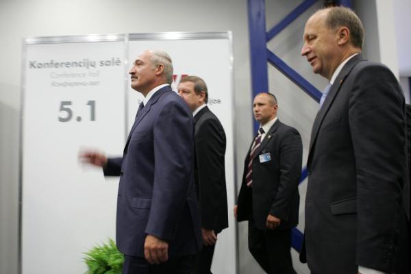 A.Kubilius Minske susitiks su A.Lukašenka (papildyta)