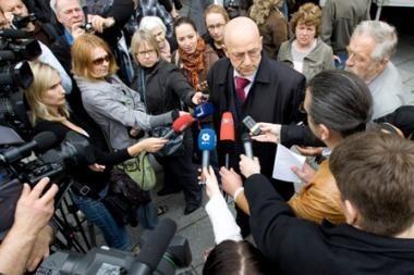 K.Čilinskas: mitinge iš valdžios nereikalausime nieko