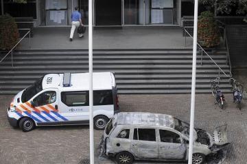 Olandijoje laimingai pasibaigė įkaitų drama (dar papildyta)