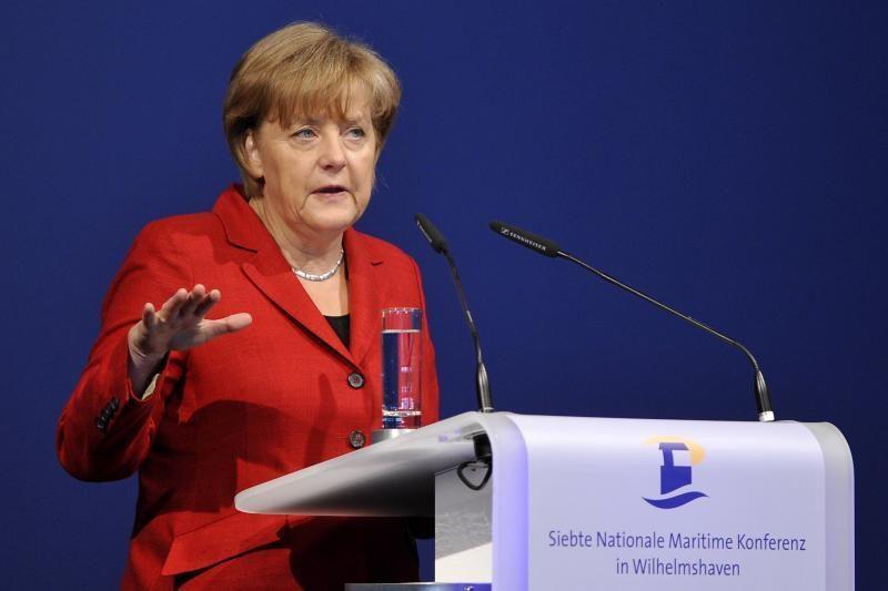 A.Merkel ir N.Sarkozy nuvylė rinkas