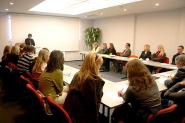 Prasideda registracija į Vilniaus miesto gidų kursus