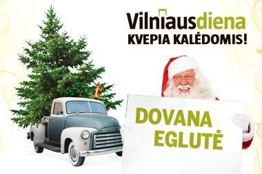"""Prenumeratos akcija: """"Vilniaus diena"""" kvepia Kalėdomis"""
