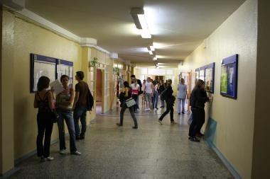 Vien elektroniniais dienynais naudosis 18 sostinės mokyklų