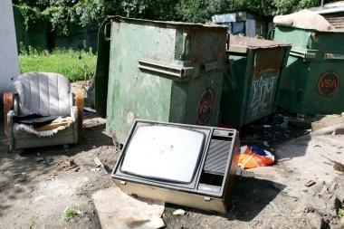 Aplinkos ministras: šviesime visuomenę dėl atliekų rūšiavimo