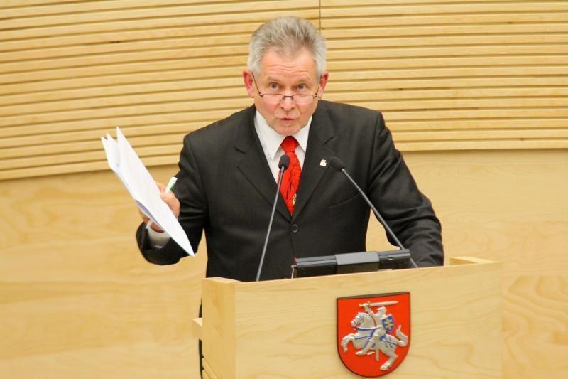 Socialdemokratas Seimo narių padėjėjams siūlo skirti didesnes algas