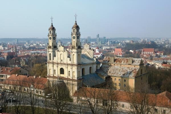 Vilniuje pradedamos organizuoti teminės ekskursijos