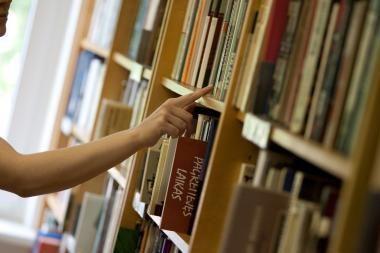 Vilniečiai kviečiami paaukoti nereikalingų knygų bibliotekoms
