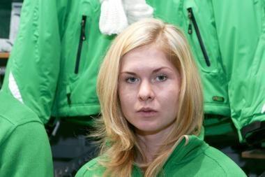 I.Terentjeva aplenkė keturiolika varžovių
