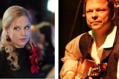 """""""Muzikuojančiame kelte"""" – rusų romansai"""