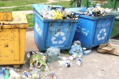 Atliekų gamintojai, importuotojai, perdirbėjai bei tvarkytojai bendradarbiaus pakuočių tvarkymo srityje