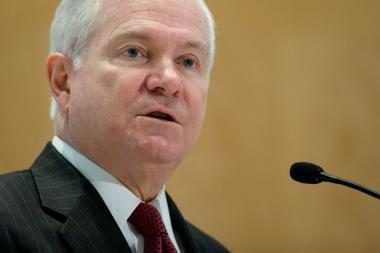 JAV gynybos sekretorius patvirtino ketinąs kitais metais palikti postą
