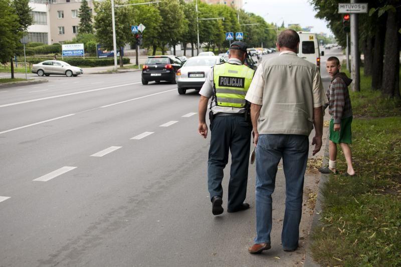 Per savaitę šalies keliuose žuvo penki žmonės