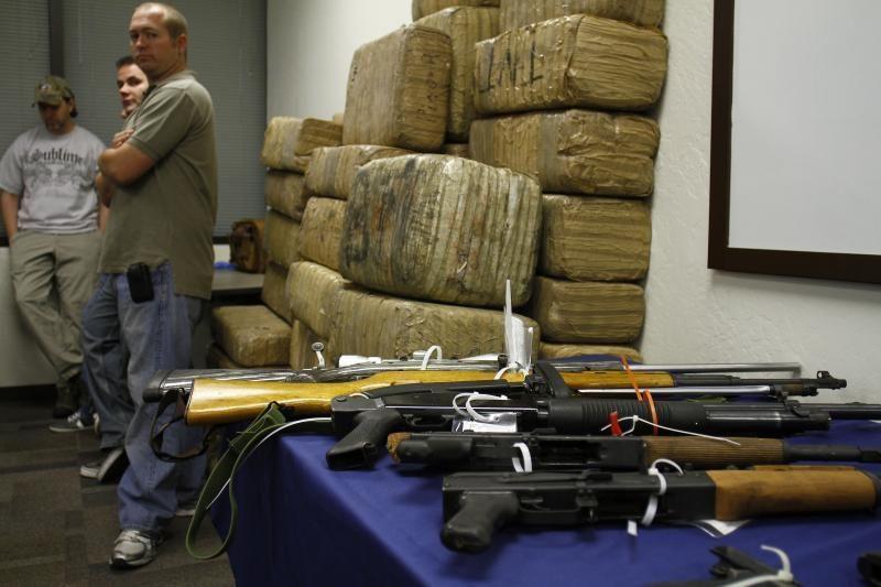 "Meksika sučiupo narkotikų kartelio ""Zetas"" vadeivą"