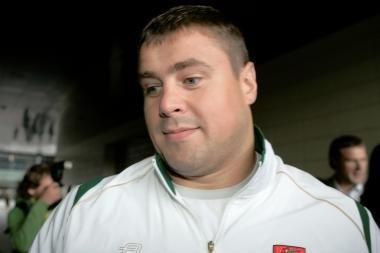 Europos čempionate kovos šeši Lietuvos atletai
