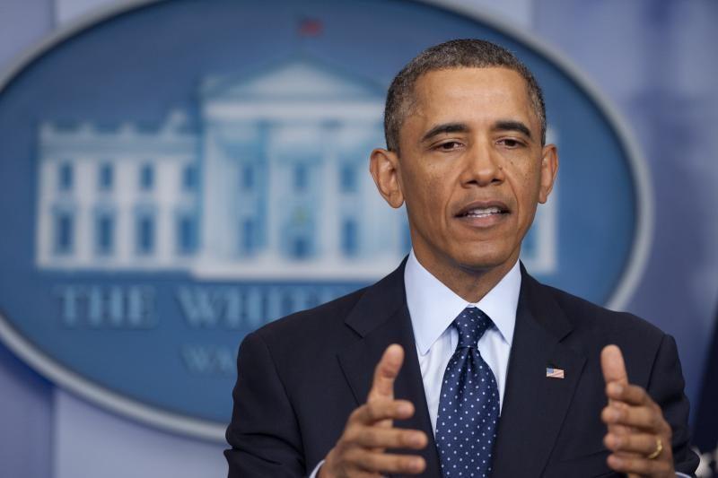 B. Obama peikia vyriausybės išlaidų karpymą ir kaltina respublikonus