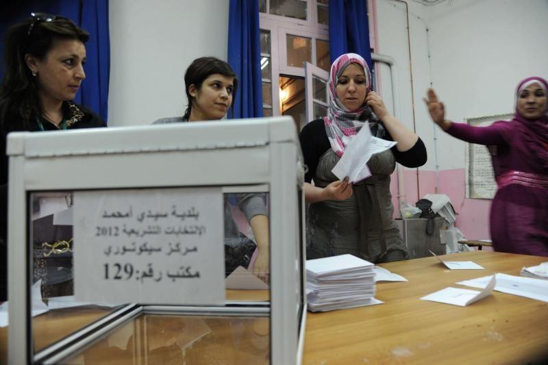 Alžyro moterys išsikovojo vietą parlamente