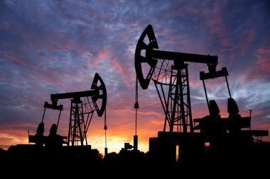 Naftos kainos pasaulio rinkose kopia aukštyn