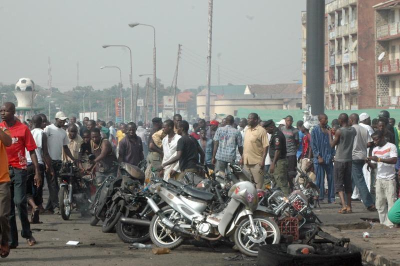 Nigerijoje Velykų sekmadienio sprogimo aukų skaičius išaugo iki 39