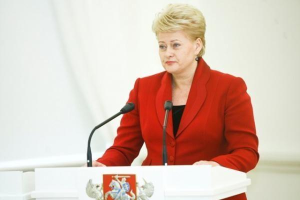 D.Grybauskaitė: ES Rytų politika turi įgauti konkretų turinį