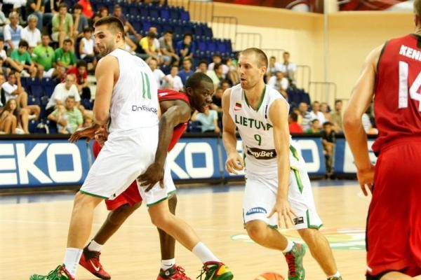 Lietuvos krepšininkai: rungtynės buvo košmariškos