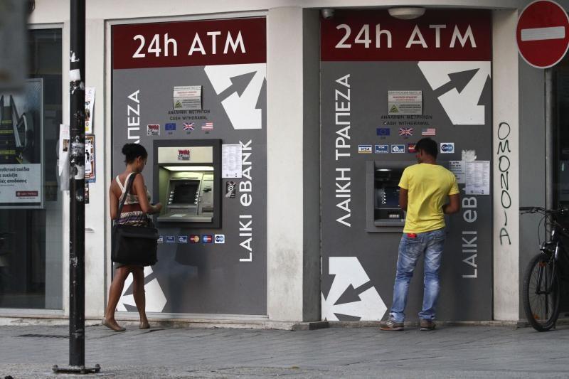 ECB sudarė sąlygas keisti susitarimą dėl pagalbos Kiprui